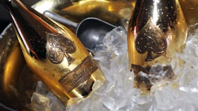 Ace of Spades Champagne - Armand de Brignac - The Wine Fundi